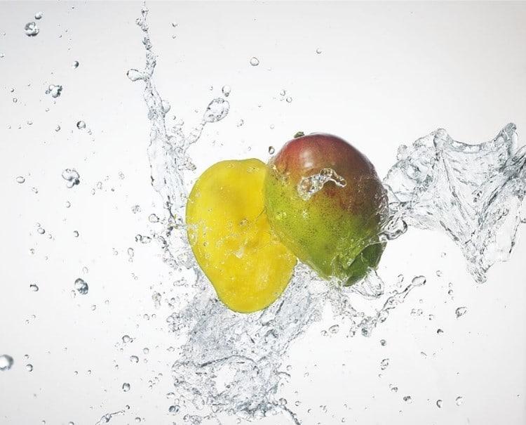 African Mango Seeds Image