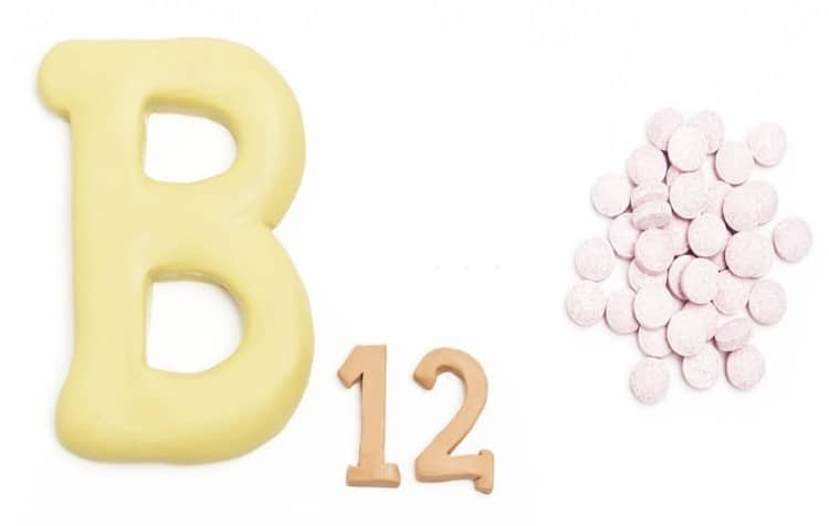 Vitamin B12 Image