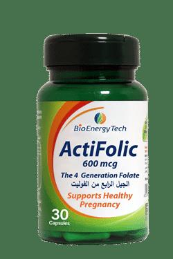 Folic Acid bio energy